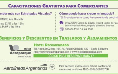 Capacitaciones y Beneficios